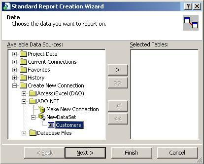 Export Crystal Reports to PDF file