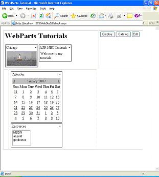 Connect a filter web part to a list view web part on a classic.