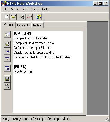 html help work shop:
